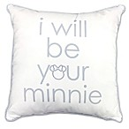 Disney® Minnie Throw Pillow
