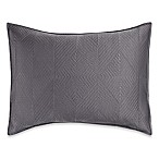 Wamsutta® Bliss Standard Pillow Sham in Frost Grey