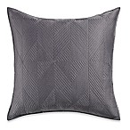 Wamsutta® Bliss European Pillow Sham in Frost Grey