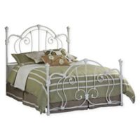 Hillsdale Cherie Full Bed Set in Ivory