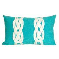 DLB 12x20 Knot Pillow