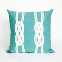 Liora Manne Visions II Double Knot Throw Pillow