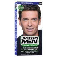 Just For Men® Shampoo Hair Color in Medium Dark Brown H-50