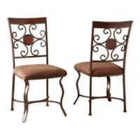 Steve Silver Co. Toledo Dining Side Chairs (Set of 2)