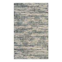 Couristan® Easton Maynard 3-Foot 11-Inch x 5-Foot 3-Inch Area Rug in Cream/Teal