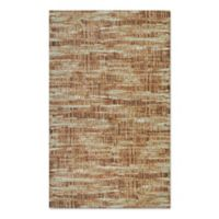 Couristan® Easton Maynard 5-Foot 3-Inch x 7-Foot 6-Inch Area Rug in Cream/Salmon