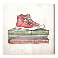Chuck Taylor 20-Inch x 20-Inch Canvas Wall Art