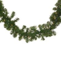 25-Foot Lighted Garland