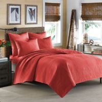 Tommy Bahama® Nassau Spice Full/Queen Quilt in Red