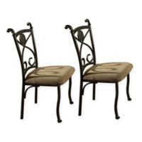 Steve Silver Co. Brookfield Dining Chairs (Set of 4)
