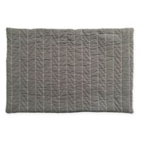 Quilted Placemat in Grey
