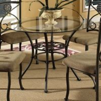 Steve Silver Co. Brookfield 42-Inch Dining Table