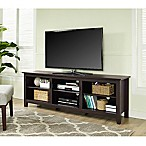Forest Gate 70-Inch Wood TV Stand in Espresso