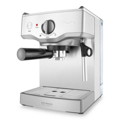 Breville Cafe Venezia Model BES250XL Espresso Machine - Bed Bath & Beyond