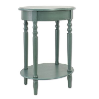 Best Buy Teal Accent Tables from Bed Bath & Beyond DH82