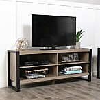 Forest Gate Urban Blend 58-Inch TV Stand in Driftwood