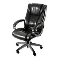 Z-Line Designs Executive Chair in Black/Silver