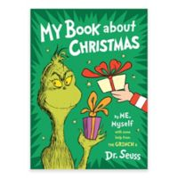 """My Book About Christmas"" by Dr. Seuss"
