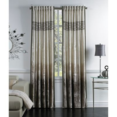 Buy Ivory Window Curtains Drapes from Bed Bath Beyond
