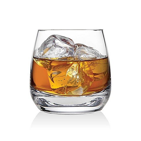 image of Olivia & Oliver Madison Double Old-Fashioned Glasses (Set of 4)