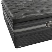 Beautyrest Black® Natasha Luxury Firm Pillow Top Twin XL Mattress Set