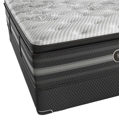 beautyrest black katarina luxury firm pillow top full mattress set