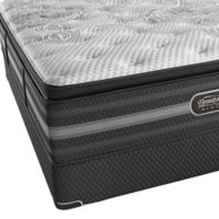 Beautyrest Black® Katarina Luxury Firm Pillow Top Low Profile Queen Mattress Set