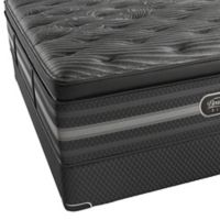 Beautyrest Black® Natasha Plush Pillow Top King Mattress