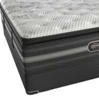 Beautyrest Black® Katarina Plush Pillow Top King Mattress