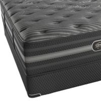 Beautyrest Black® Mariela Plush Low Profile King Mattress Set