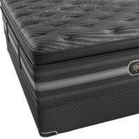 Beautyrest Black® Natasha Plush Pillow Top California King Mattress Set