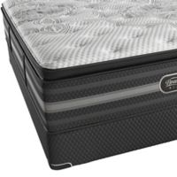 Beautyrest Black® Katarina Plush Pillow Top California King Mattress Set