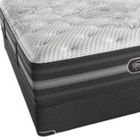 Beautyrest Black® Desiree Luxury Firm Low Profile King Mattress Set