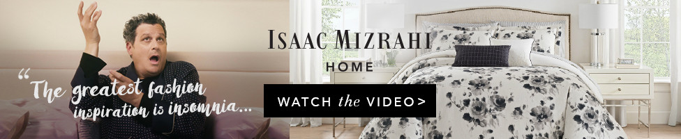 Isaac Mizrahi Video - opens in new modal