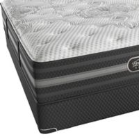 Beautyrest Black® Desiree Plush Low Profile King Mattress Set