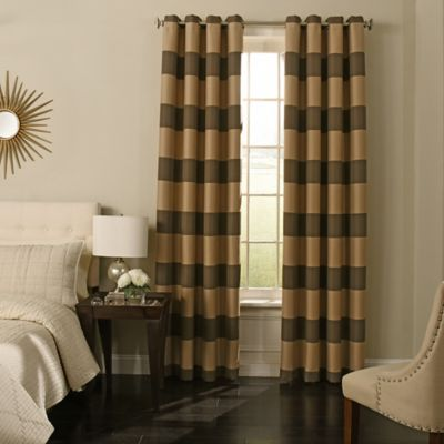 Green Curtains chocolate and green curtains : Buy Blackout Curtains from Bed Bath & Beyond