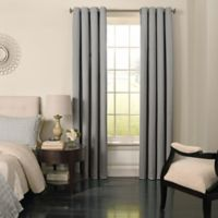 Beautyrest® Malbrouk 108-Inch Grommeted Blackout Window Curtain Panel in Smoke