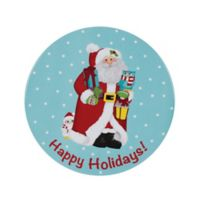 Fitz and Floyd® Holiday Hoot Porcelain Trivet