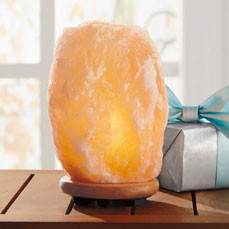 Himalayan Glow Ionic Natural Salt Crystal Lamp Image