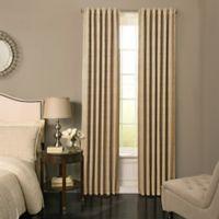 Beautyrest® Barrou 63-Inch Grommeted Window Curtain Panel in Jute