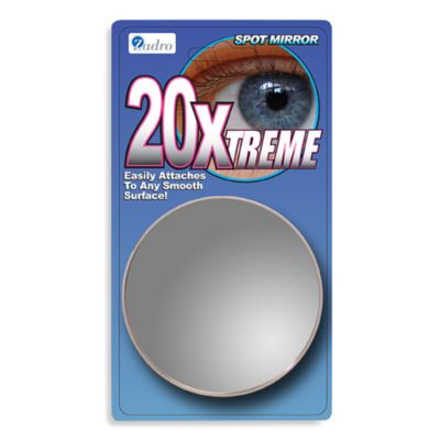 Zadro  20X Magnifying Spot Mirror. Buy Magnifying Mirrors from Bed Bath   Beyond