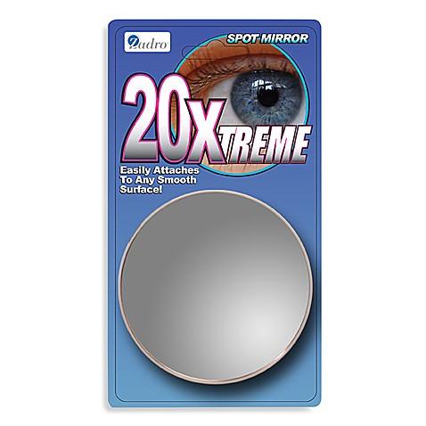 Zadro 20x Magnifying Spot Mirror Bed Bath Amp Beyond