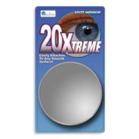 Zadro™ 20X Magnifying Spot Mirror