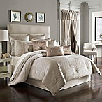 J. Queen New York™ Wilmington King Comforter Set in Alabaster