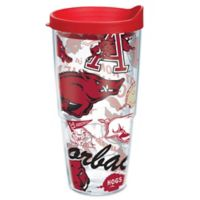 Tervis® University of Arkansas 24 oz. All Over Wrap Tumbler with Lid