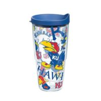 Tervis® University of Kansas 24 oz. All Over Wrap Tumbler with Lid
