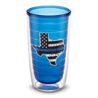 Tervis® 16 oz. Texas Emblem Sapphire Tumbler