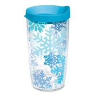 Tervis® Snowflakes 16 oz. Wrap Tumbler with Lid