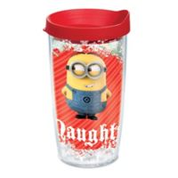 "Tervis® ""Minions"" Naughty/Nice 16 oz. Wrap Tumbler with Lid"