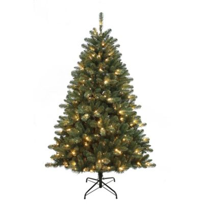 Buy Pre Lit Christmas Trees LED Lights from Bed Bath & Beyond